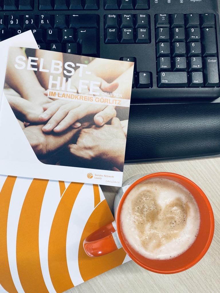 Job mit Herz und Kaffee